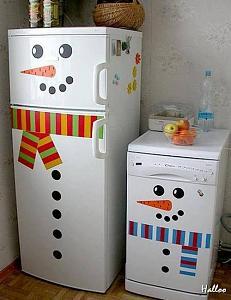 Pulsa en la imagen para verla en tamaño completo  Nombre: refrigerador-cocina-munecos-de-nieve.jpg Visitas: 37894 Tamaño: 38.5 KB ID: 456