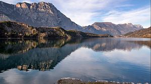 Pulsa en la imagen para verla en tamaño completo  Nombre: Lago-di-Cavedine.jpg Visitas: 329 Tamaño: 93.5 KB ID: 1833