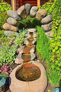 Pulsa en la imagen para verla en tamaño completo  Nombre: Fotos de cascadas de jardín2.jpg Visitas: 862 Tamaño: 95.4 KB ID: 1673